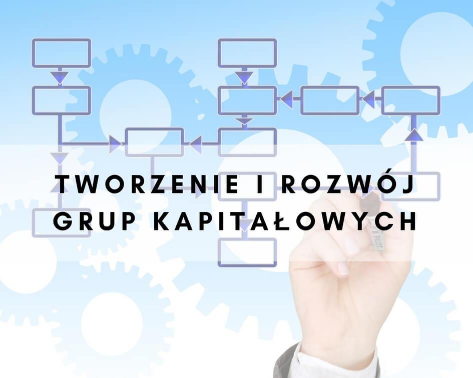 grupy kapitałowe